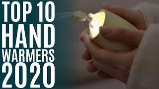 Top 10: Portable Hand Warmers for 2020 / Pocket Hand Heater, USB Rechargeable, PowerBank