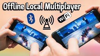 Top 10 Game Local Multiplayer Offline terbaik di android | Lan Co-op Wifi Bluetooth