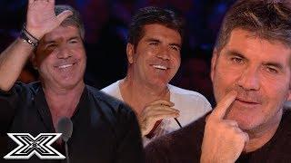 Simon Cowell's BIGGEST COMPLIMENTS On X Factor UK And USA | X Factor Global