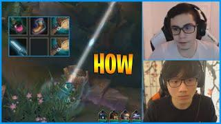 TF Blade Shows How to Teleport Like Pro Players...LoL Daily Moments Ep 933