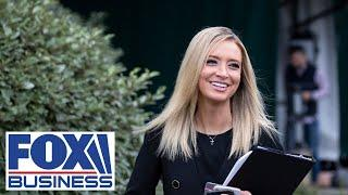 Kayleigh McEnany holds a press briefing at White House | 7/13/20