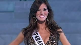 Top 10: Miss Universe 2006