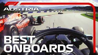 Hamilton And Albon's Duel And The Top 10 Onboards | 2020 Austrian Grand Prix | Emirates