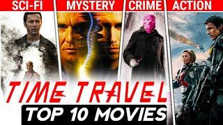Top 10 Best Time Travel Movies | Time Loop Movies of Hollywood | in Hindi or English | M2W TV