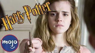 Top 10 Best Harry Potter Scenes That Weren't in the Books