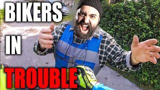 STUPID, CRAZY & ANGRY PEOPLE vs BIKERS 2020 | BIKERS IN TROUBLE  [Ep. #452]