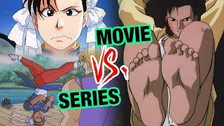 Best (and Worst) Chun-Li Anime Moments | Street Fighter Anime Movie & Series