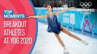 Top Breakout-Stars at Lausanne 2020 | Youth Olympic Games 2020