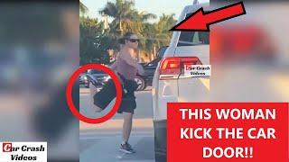 INSANE ROAD RAGE COMPILATION IN AMERICA 2020 - STREET FIGHT, INSTANT KARMA USA,