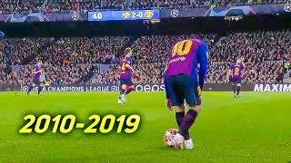This is Why Lionel Messi was The Best Player of The Decade - Season By Season Review - 2010/2019