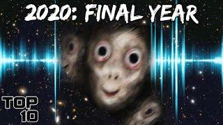 Top 10 Scary Messages From Outer Space