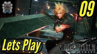 Final Fantasy 7 Remake - Let's Play Part 9: Mad Dash