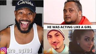 TOP 10 TIMES PEOPLE WERE CATFISHED | REACTION