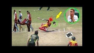 Top 10 Killers Balls on Face in Cricket History of All Times | Killer Bouncers on Face | CWC19 |