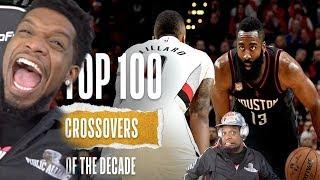 NBA's Top 100 Crossovers Of The Decade!