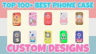 Top 100+ Best Nook Phone Case Custom Designs In Animal Crossing New Horizons (Design ID/QR Code)