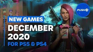 NEW PS5, PS4 GAMES: December 2020's Best New Releases   PlayStation 5, PlayStation 4