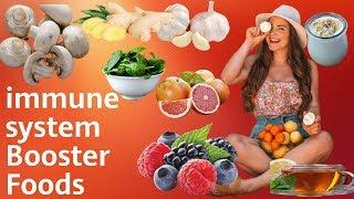 12 Best Foods That Boost the Immune System