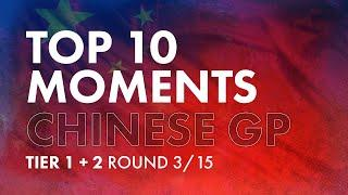 Top 10 Moments | Chinese Grand Prix - ISRL Esports