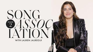 Lauren Jauregui is Back for Round 2 of Song Association, Sings Summer Walker, Beyoncé, & More | ELLE