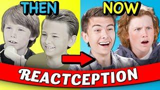 Teens React To THEMSELVES On Kids React (Jaxon, Jackson, Caden)