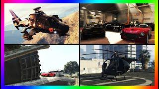 GTA 5 Online - Top 10 Investments That You NEED to Buy!! (Businesses, Vehicles and more!)