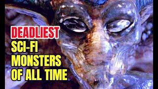 Top 10 Deadliest Sci-Fi Monsters Of All Time