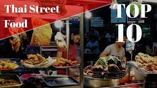 Thai Street Food | Top 10 food in Thailand Phuket |