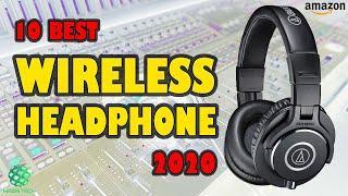 TOP 10: Best Wireless Headphones 2020 | Over Ear Headphone