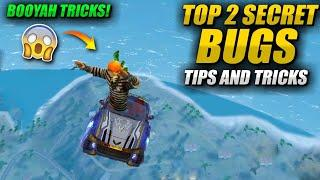 "தரமான BOOYAH Tricks !! Free Fire TOP 2 SECRET ""BUGS"" Hidden Place Tips & Tricks -Garena Free Fire"