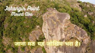 Jahangir Point Mount Abu - One of the Top 10 Trekking Points