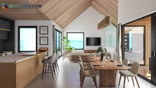 TOP 10 INTERIOR RENDERS THIS MONTH | 3D REVOLUTION