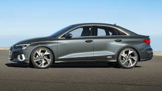 2021 Audi A3 Sedan | Features, Design, Interior | Best Luxury Compact Sedan?