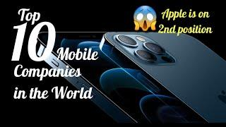 Top 10 Mobile Companies in the World | 2020