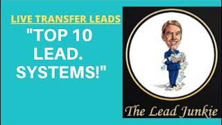 """The Top 10 Lead Systems For Building A Million $$$ Practice."" Great for Final Expense & Term Quote!"