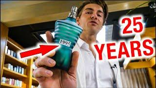 Buying a 25 Year old LE MALE Fragrance