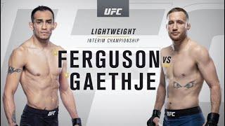 UFC 249: Tony Ferguson vs Justin Gaethje recap