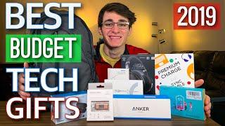 Tech Christmas Gifts to get in 2019! LAST-MINUTE Cheap Tech Deals!!