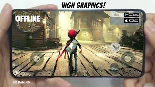 Top 10 Best OFFLINE Games For Android&iOS in August 2020