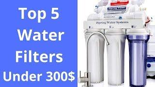 TOP 5 Best Drinking Water Filter System of 2020