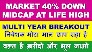 Best mid cap stock 2020 with breakout | top multibagger stocks | best midcap shares to buy now