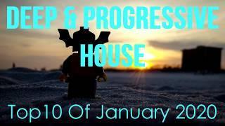 Deep & Progressive House Mix 037 | Best Top 10 Of January 2020