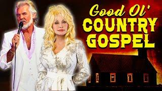 Good Old Country Gospel Songs Of All Time With Lyrics -  Best Classic Country Songs Playlist