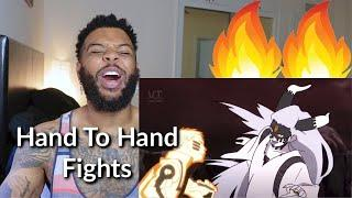 Top 10 Most Impactful Hand to Hand Combat Anime Fights Vol. 2 | Reaction
