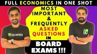MOST IMPORTANT QUESTIONS FROM ECONOMICS   CBSE 10   BOARD EXAM