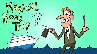 Magical Boat Trip | Cartoon Box 168 | by FRAME ORDER | Hilarious animated cartoons | Dark humor