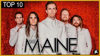 TOP 10 FAVORITE THE MAINE SONGS