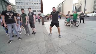 top 10 cool dances on the street in crowded places