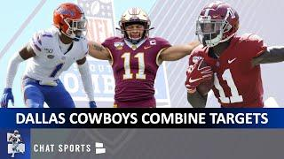 Cowboys Draft: Top 10 Prospects At The NFL Combine Dallas Could Target In The 2020 NFL Draft