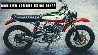 Top 10 Modified YAMAHA RX 10/RX135 Bikes !! Other Yamaha Modified Motorcycle